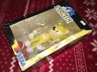 "10"" SUPER SONIC Sonic Figure ToyDoll Damaged Box Unofficial KO 2010"