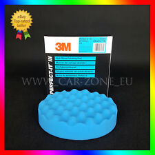1 x 3M Perfect it Wafelpad 150 mm 50388 Polierschaum Compounding pad voor 50383