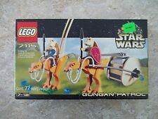 Lego 7115 Star Wars GUNGAN PATROL Brand New In Unopened Box