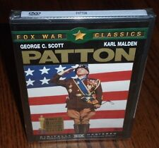 *NEW* Patton (DVD) Fox War Classics 1969 George C. Scott Karl Malden Coppola