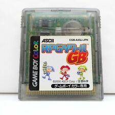 RPG Maker GB (2000 GBC Japan) Cartridge only
