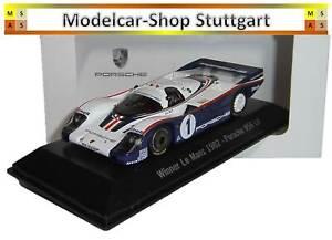 Porsche 956LH - Ganador Le Mans 1982 - Spark 1:43 - MAP02028213 - Nuevo de