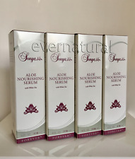 4 bottles of Forever Sonya Aloe Nourishing Serum with white tea (4 fl.oz ea.)