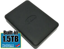 Avolusion 1.5TB USB 3.0 External PS4 (Slim & Pro) Hard Drive (PS4 Pre-Formatted)
