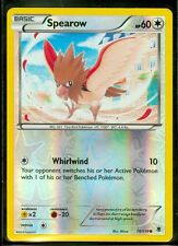 Pokemon Spearow 78/119 - Xy Phantom Forces Rev Holo Mint!