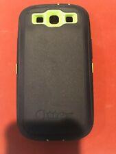 For Samsung Galaxy S3 Rugged Defender Case w/Clip Holder