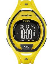 Reloj Timex Ironman TW5M01800 amarillo resina digital deporte 42mm unisex 50