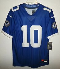 Nwt Mens M Nike Limited Edition Chelsea Fc Hazard Soccer Football Jersey $150