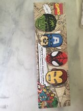 Williams Sonoma Marvel Comics Super Heroes Cookie Cutters New