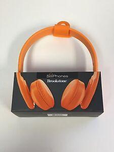 Brookstone SiliPhones Headphones