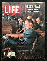 LIFE Magazine - May 26 1967 - BIG LEW WALT /  Jimmy Hoffa / Pope Paul VI /