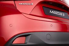 Genuine Mazda 3 2013 onwards Parking Sensor Kit - Rear Only - C855-V7-290