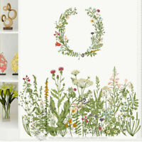 Grass Flower Wall Sticker Nursery Decor Art Mural Kids Removable Decal Gift DIY