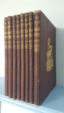 The Museum of Natural History; The Animal Kingdom, Richardson 1803 8 Vols