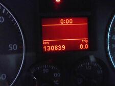 VW Touran 1T 1.9 TDI 105ps Motor BKC Motor Zylinderkopf Pumpe Düsen Elemente TOP