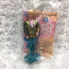 VTG 1994 Locket Surprise Ken Figurine McDonalds Happy Meal Sealed Toy Number 6