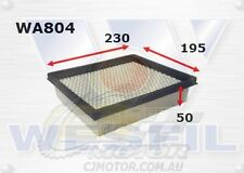 WESFIL AIR FILTER FOR Ford Laser 1.6L 1981-1990 WA804