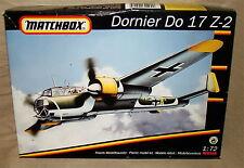 1/72 Matchbox Dornier Do17 Z-2 Kit# 40417*