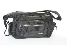 TREK Black Bag for Carry On or Diaper Bag, Perfect for Dad's, Durable & Unique