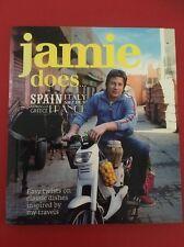JAMIE OLIVER ~ JAMIE DOES SPAIN ITALY GREECE FRANCE MOROCCO ~ MINI COOKBOOK NEW