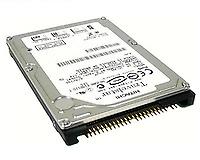 "disque dur 2,5"" IDE 5400 RPM 80Go"
