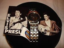 "This FOSSIL WATCH SET  is of ""ELVIS PRESLEY 50th Anniversary"", LI-1019 NWT'S!"