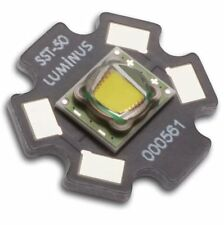 SSR-50-W57S-R21-GG201 Luminus Devices White LED, 5700K SST-50 on star board