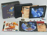 ART OF FIGHTING GAIDEN Limited Edition 1685 Neo Geo CD Neogeo SNK Japan Game nc