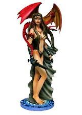 "Nene Thomas ""Corona"" Maiden & Dragon Figurine 2010 Limited Editions #0053"