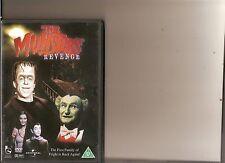 THE MUNSTERS REVENGE DVD RETRO