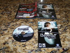 Beowulf The Game (PC, 2007) Windows (PC, 2007) Game Complete (Mint)