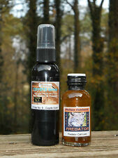 Coyote Lure & Scent set - For Hunting and Trapping Lure