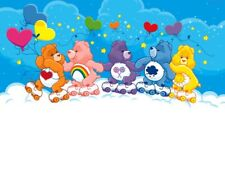 Care Bears Edible Party Cake Image Topper Frosting Icing Sheet