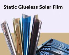 Static Window Film Glass Sticker No Glue Home Office Decor Wisth:60''