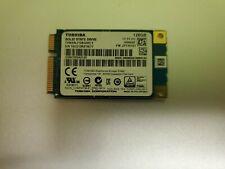 128GB Msata SSD Drive Toshiba thnsnj128gmct