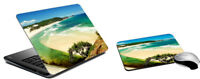 Beach Laptop Skin & Mouse Pad Vinyl Skin Sticker Decal Protection Cover