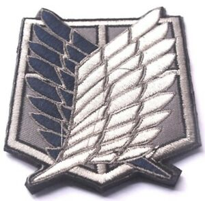 Attack On Titan Patch Products For Sale Ebay
