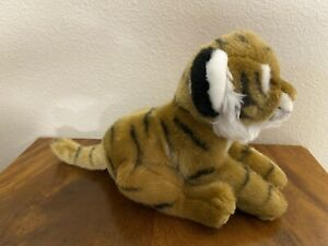 Vintage Tiger Plush Animal Alley Toys R Us Stuffed Animal Tiger
