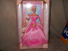 Collectable New In Box 1999 Mattel Rapunzel Barbie