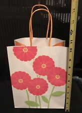 Hallmark Large Floral Gift bags- Pack Of 6 - 8x10