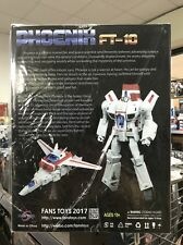 Transformers 3rd Fans Toys FT-10 Phoenix NEW In-Stock MIB
