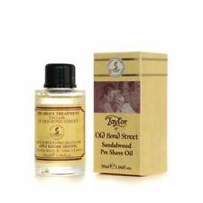 Taylor Of Old Bond Street Sandalwood  Pre Shave Oil instead Shaving Cream 30ml