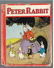Peter Rabbit    (The Stories of Peter Rabitt, Henny Penny, Puss-in-Boots}  c1930