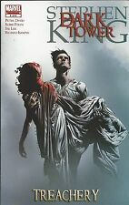 Stephen King Dark Tower Treachery Comic Issue 6 Modern Age First Print 2009