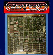 Arcade,Coin Operated, Amusement, Stern, Berzerk, PCB, Very Clean