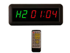 EU LED Countdown Clock for Physical Training Home Garage Gym fitness