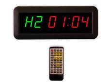 EU LED Countdown Clock for Home Garage Gym fitness