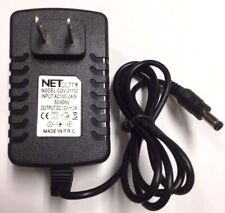 AC DC 100-240V 12V 2A Power Supply Adapter Charger