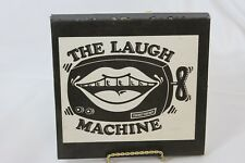"The Laugh Machine Audio 7"" Reel Sept 24 - Oct 1 1984 Comedy Steve Martin & more"