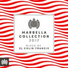 Marbella Collection 2017 - Ministry of Sound - New 3CD